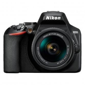 Nikon D3500 + 18-55mm VR