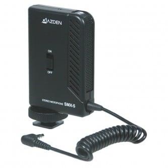 Azden SMX-5 stereo mikrofon SLR
