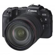 Canon EOS RP m/ RF24-105mm og adapter EF-EOS-RP
