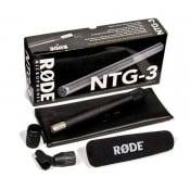 Røde NTG3 Black mikrofon