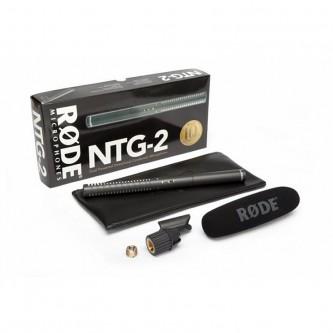 "Røde NTG"" shotgun kondensator mikrofon"