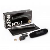 Rode NTG1 shotgun kondensator mikrofon