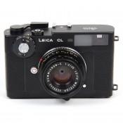 Leica CL m/summicron-C 40mm 2.0