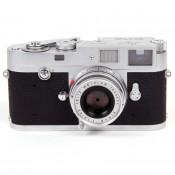 Leica M2 hus chrom m/Elmar 50mm 2,8