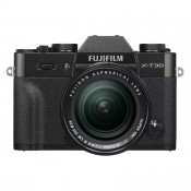 Fujifilm X-T30 m/ 18-55mm, black version