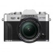 Fujifilm X-T30 m/ 18-55mm, silver version