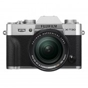Fujifilm X-T30 m/ 18-55mm, silver version