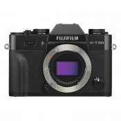 Fujifilm X-T30 kamerahus, black version