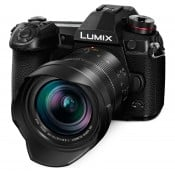 Panasonic Lumix G9, 12-60mm f/2.8-4.0