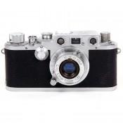 Leica IIIc m/Elmar 5cm 3,5