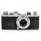 Leica Standard chrom m/Hektor 5cm 2,5