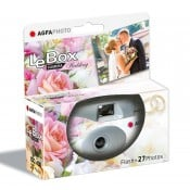Agfa LeBox engangskamera bryllup (wedding)