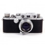 Leica IIIb m/Summar 5cm 2,0