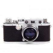 Leica IIIf m/Summitar 5cm 2,0