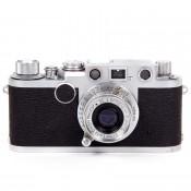 Leica IIf m/summaron 3,5cm 3,5