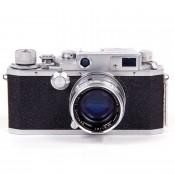 Canon II D m/Serenar 50mm 1,8