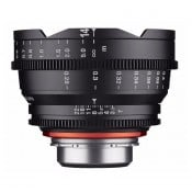 Samyang Xeen 14mm T3.1 FF Cine MFT
