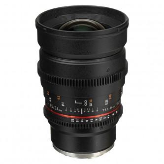 Samyang 24mm T1,5 ED VDSLR (Full-Frame) Canon M, VDSLR II