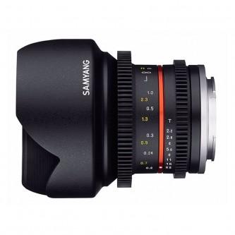 Samyang 12mm T2,2 VDSLR Canon M
