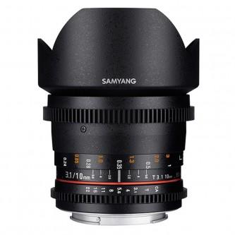 Samyang 10mm T3,1 VDSLR (APS C) Sony E, VDSLR II