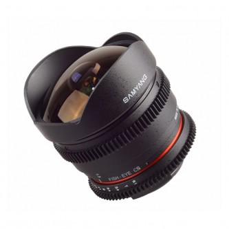 Samyang 8mm T3,8 VDSLR CSII (APS C) Nikon F, VDSLR II