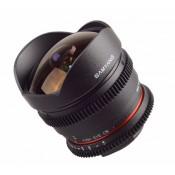 Samyang 8mm T3,8 VDSLR CSII (APS C) Canon M, VDSLR II