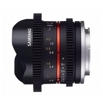 Samyang 8mm T3,1 VDSLR Fuji X