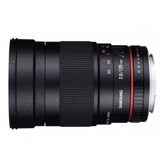 Samyang 135mm f/2,0 (Full Frame) Fuji X