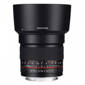 Samyang 85mm f/1,4 (Full Frame) MFT