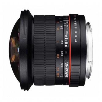 Samyang 12mm Fisheye f/2,8 Sony E