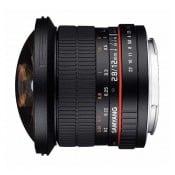Samyang 12mm Fisheye f/2,8 Pentax K