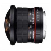 Samyang 12mm Fisheye f/2,8 Canon EF