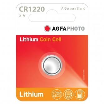 Agfa CR-1220 Lithium knapcelle batteri
