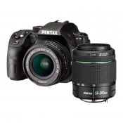 Pentax K-70 m/18-50 + 50-200