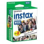 Fujifilm instax Film Wide 2x10 stk