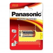 Panasonic CR-123 Photo power