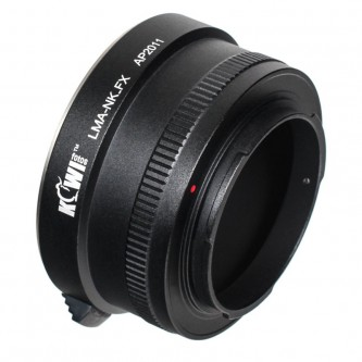 Kiwi Nikon F lens til Fujifilm X-Pro1
