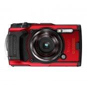 Olympus TG-6 rød