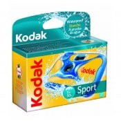 Kodak engangskamera Water Sport