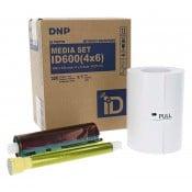 DNP ID600 Media set