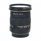 Sigma AF 17-50mm 2.8 OS (Canon)