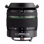 Pentax HD DA Fish-Eye 10-17mm f/3.5-4.5