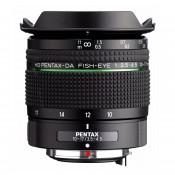 Pentax HD DA Fish-Eye 10-17mm f/3.5-4.5