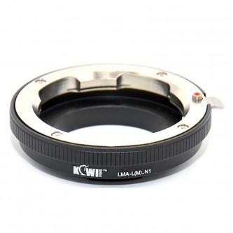 Kiwi Nikon Leica M på Nikon 1