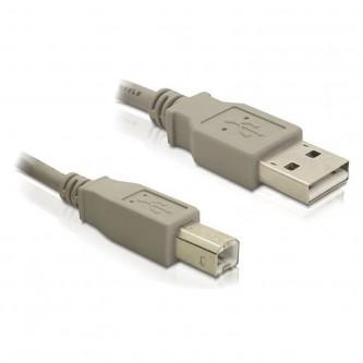 USB kabel A-B til scanner