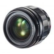 Voigtländer Nokton 50mm f/1,2 Sony E