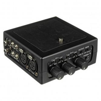 Azden FMX_DSLR Portable Mixer