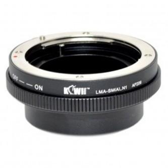 Kiwi Nikon lens til sony A-mount