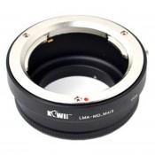 Kiwi Minolta MD lens til Micro 4/3