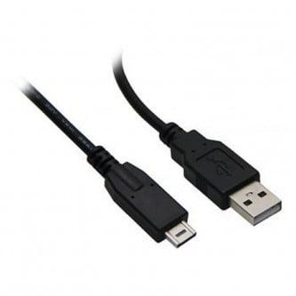 USB Cable For Panasonic Lumix DMC-FS35